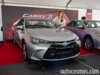 Toyota Camry 2015 mexico